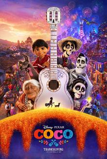 รีวิวการ์ตูน Coco