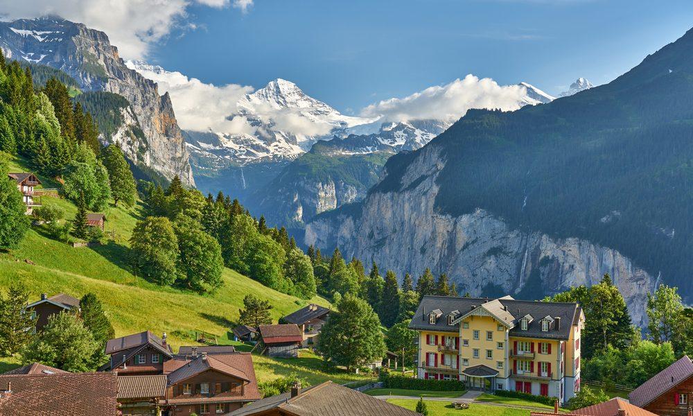 ข้อมูลการเดินทางของสวิตเซอร์แลนด์