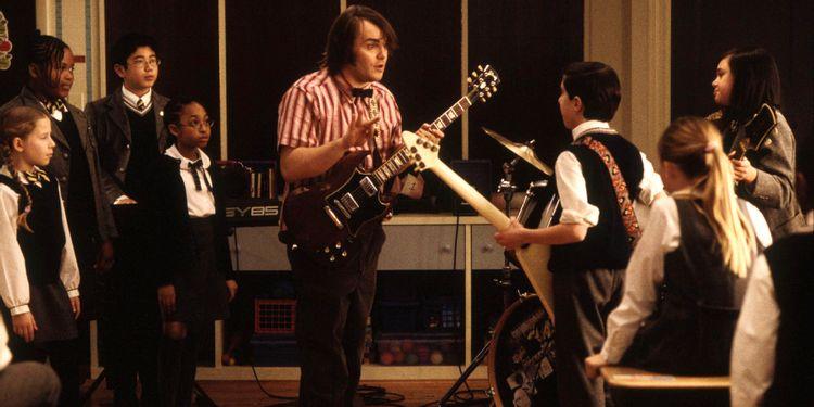 เรื่อง School of Rock